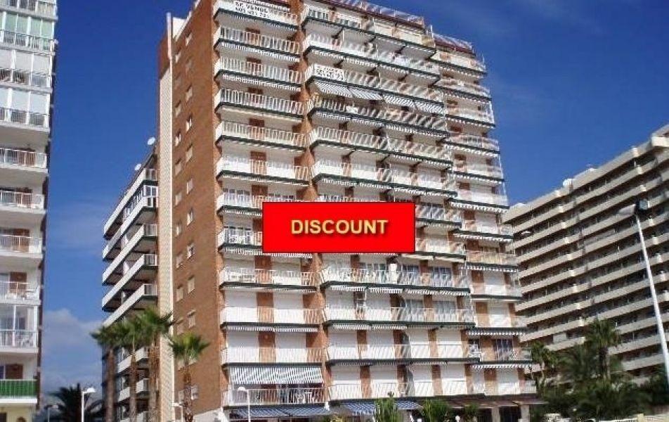 Апартаменты в Кальпе, Испания, 87 м2 - фото 1