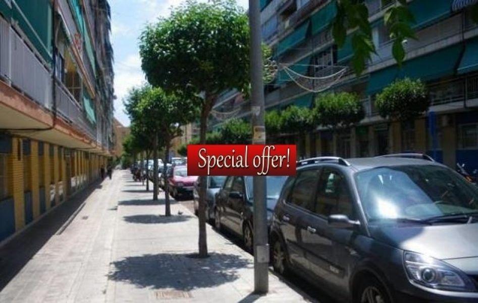 Апартаменты в Аликанте, Испания, 81 м2 - фото 1