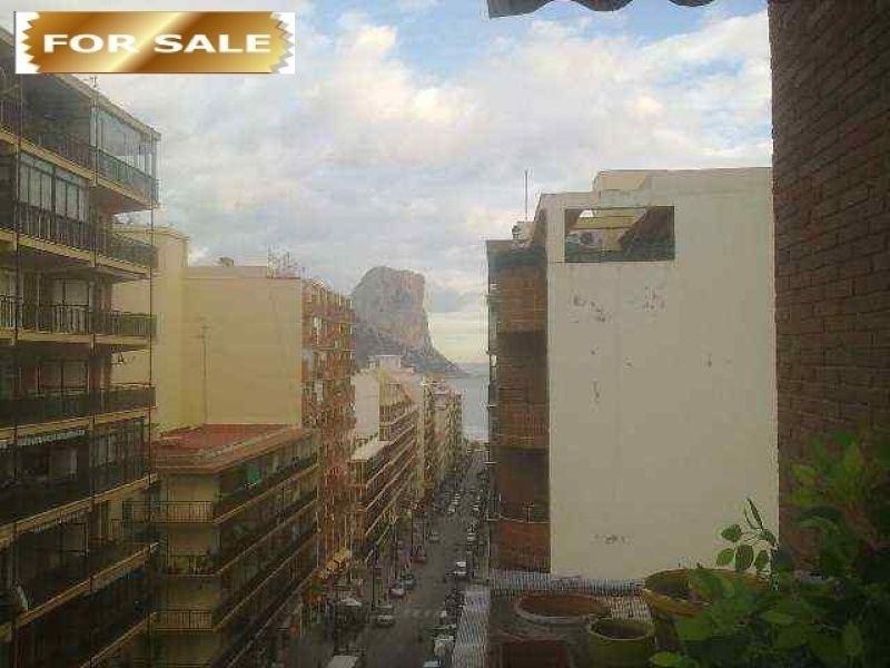 Апартаменты в Кальпе, Испания, 110 м2 - фото 1
