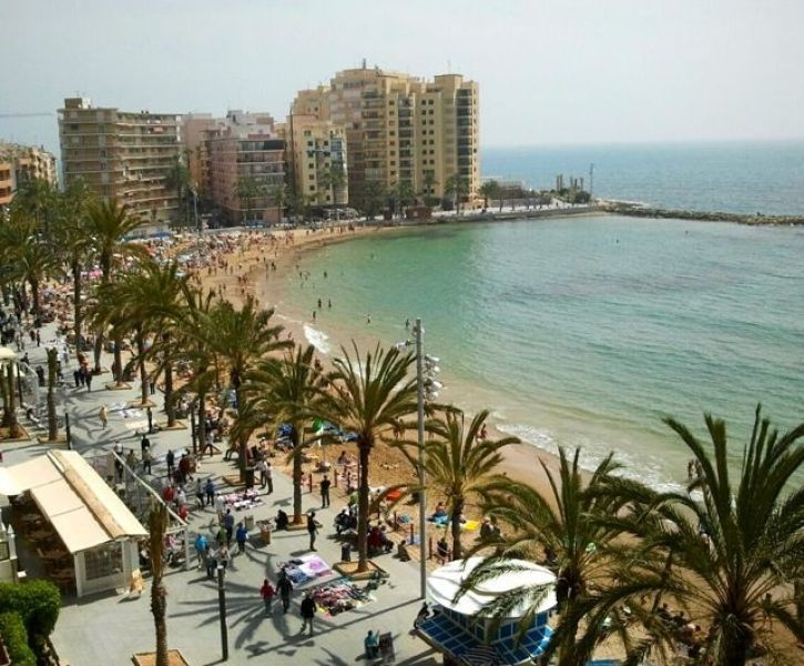 Авиабилеты до аликанте испания недвижимость