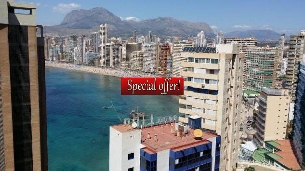 Апартаменты в Бенидорме, Испания, 50 м2 - фото 1