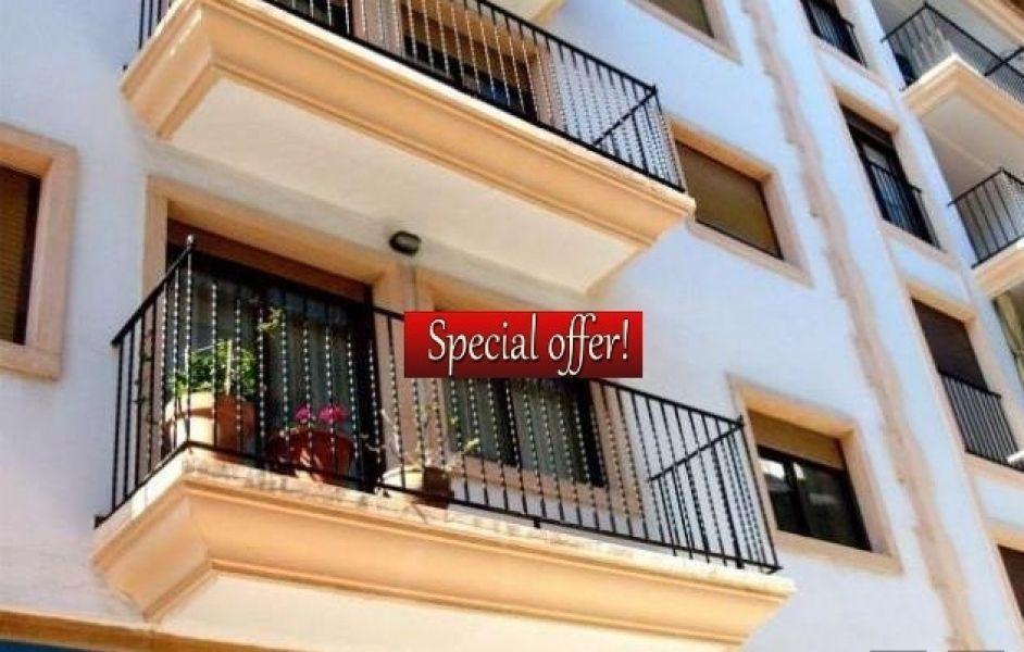 Апартаменты в Хавее, Испания, 138 м2 - фото 1