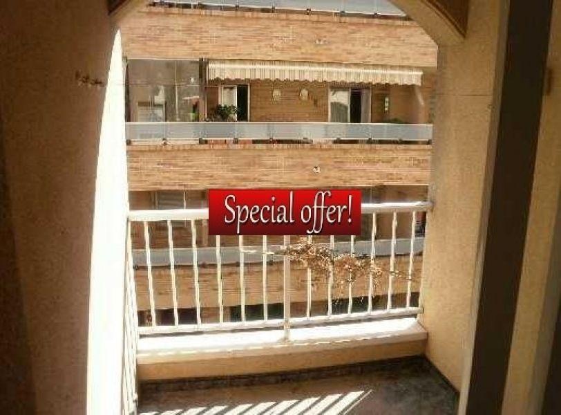 Апартаменты в Торревьехе, Испания, 54 м2 - фото 1