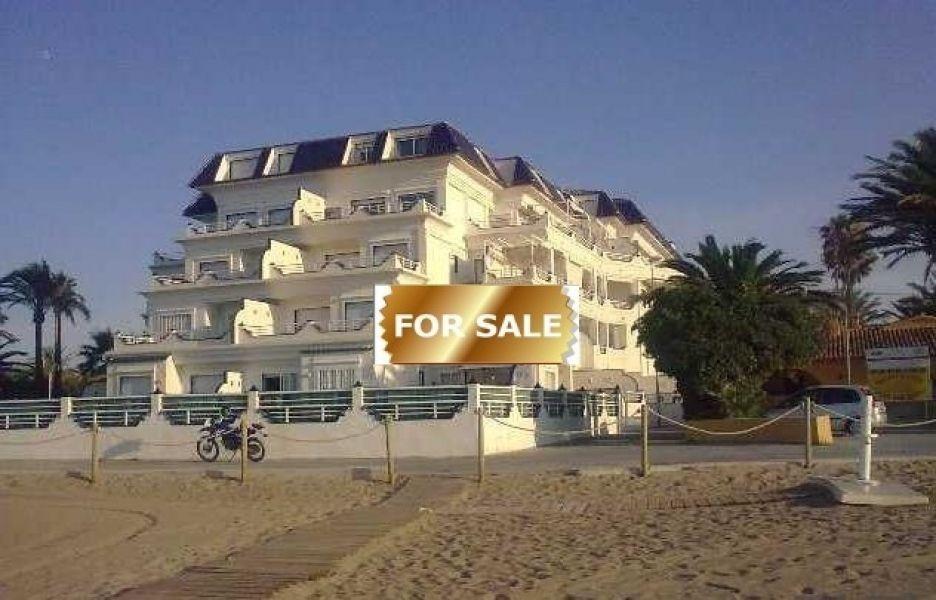 Апартаменты в Дении, Испания, 77 м2 - фото 1