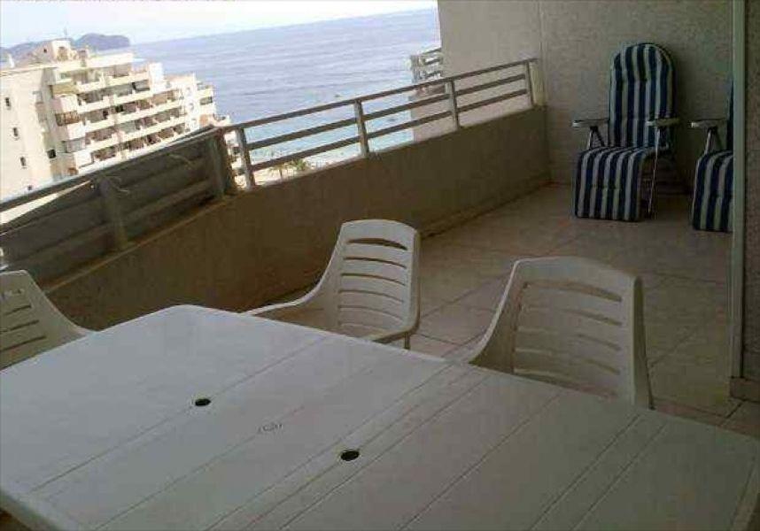 Апартаменты в Кальпе, Испания, 100 м2 - фото 1