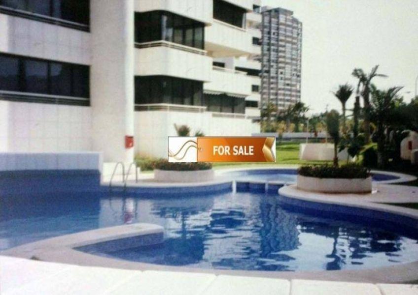 Апартаменты в Бенидорме, Испания, 56 м2 - фото 1