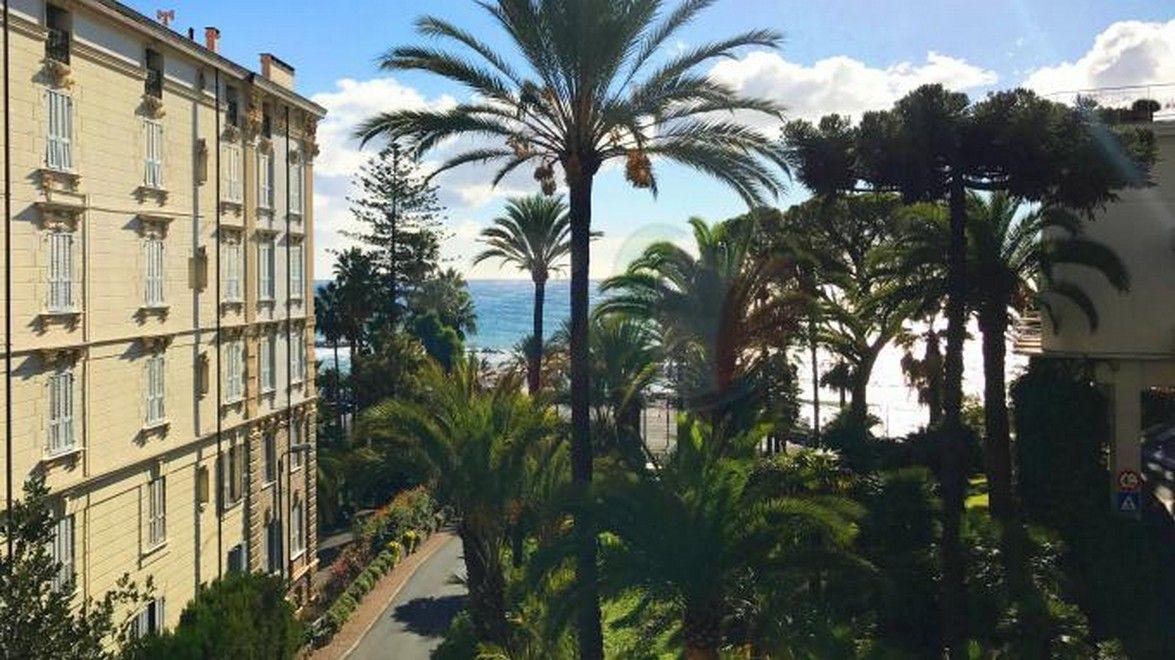 Apartment in Bordighera sea inexpensively