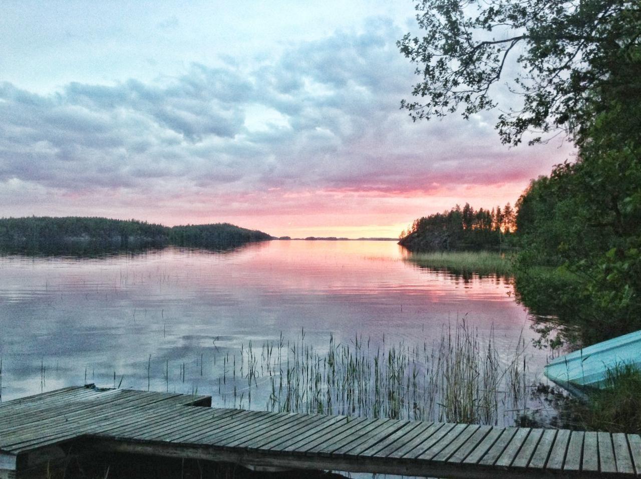 Купить дом в пункахарью финляндия