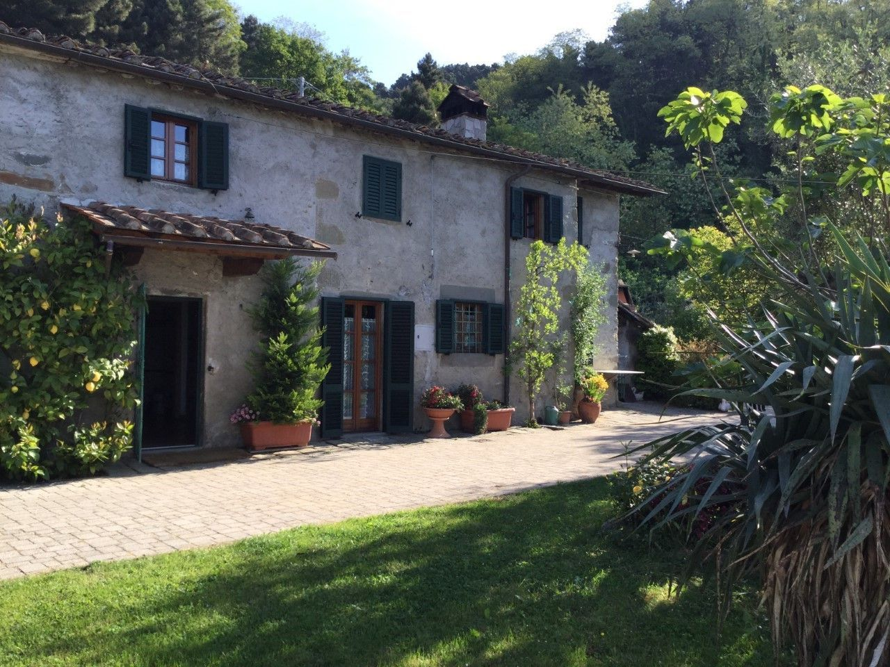 The value of property in Montecatini Terme for emigration