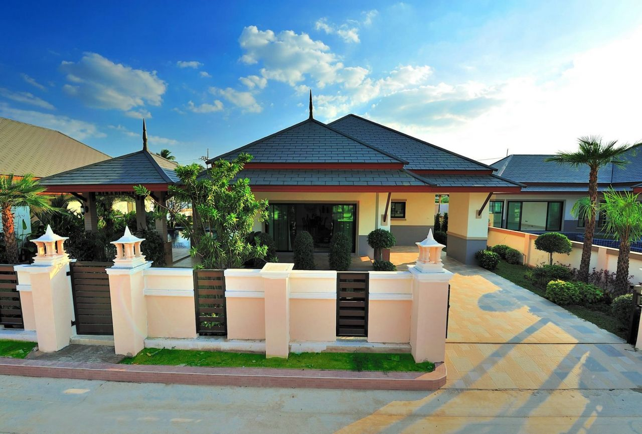 Купить дом в паттайе цены квартира в болгарии аренда
