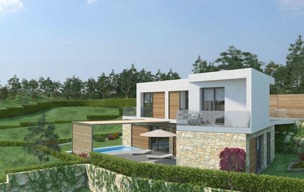 Строящаяся недвижимость испании