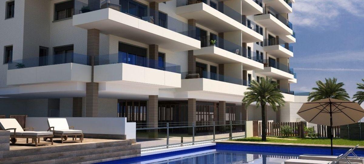 Испания аликанте квартиры недвижимость