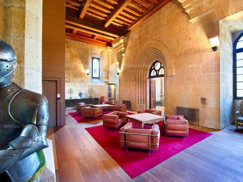 Испания продажа замков