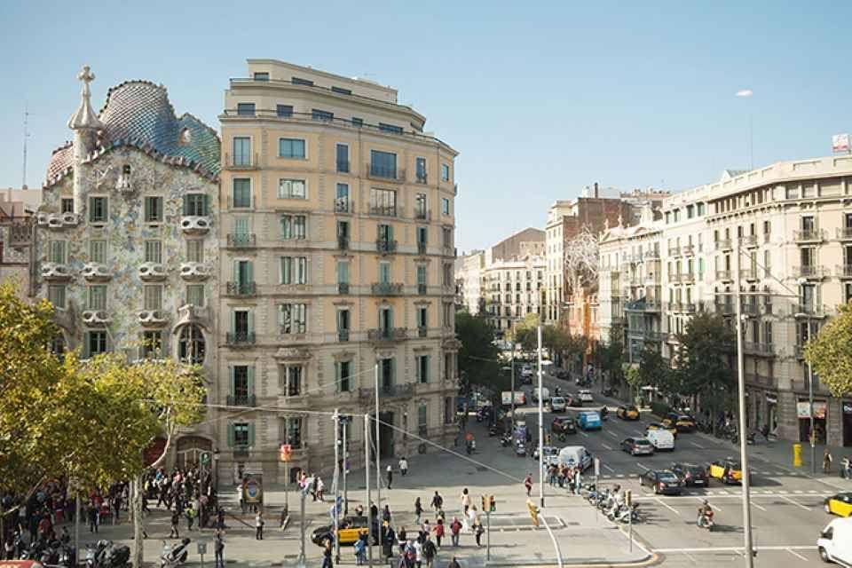 Коммерческая недвижимость в Испании: офис