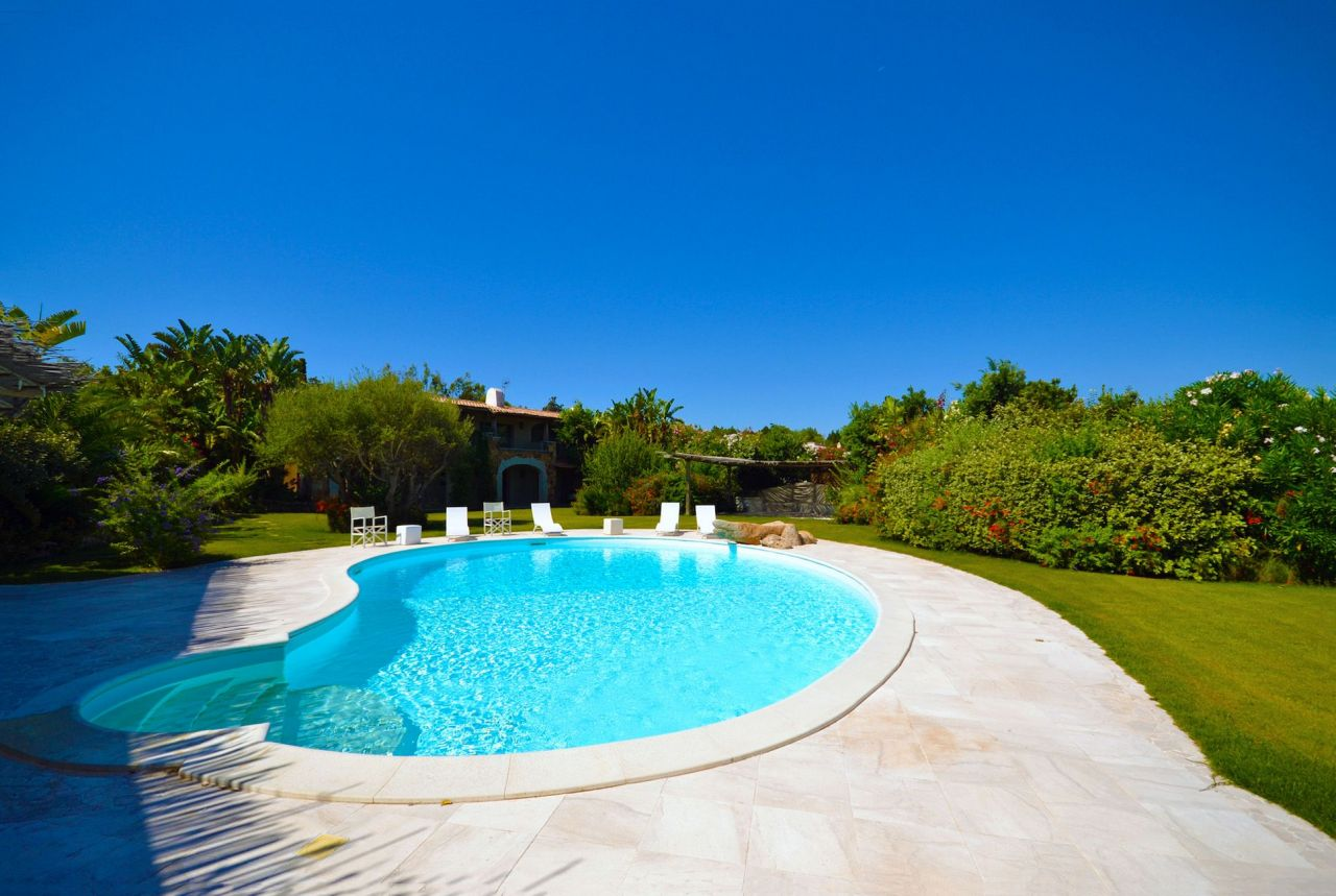 Luxury homes in Porto Rotondo