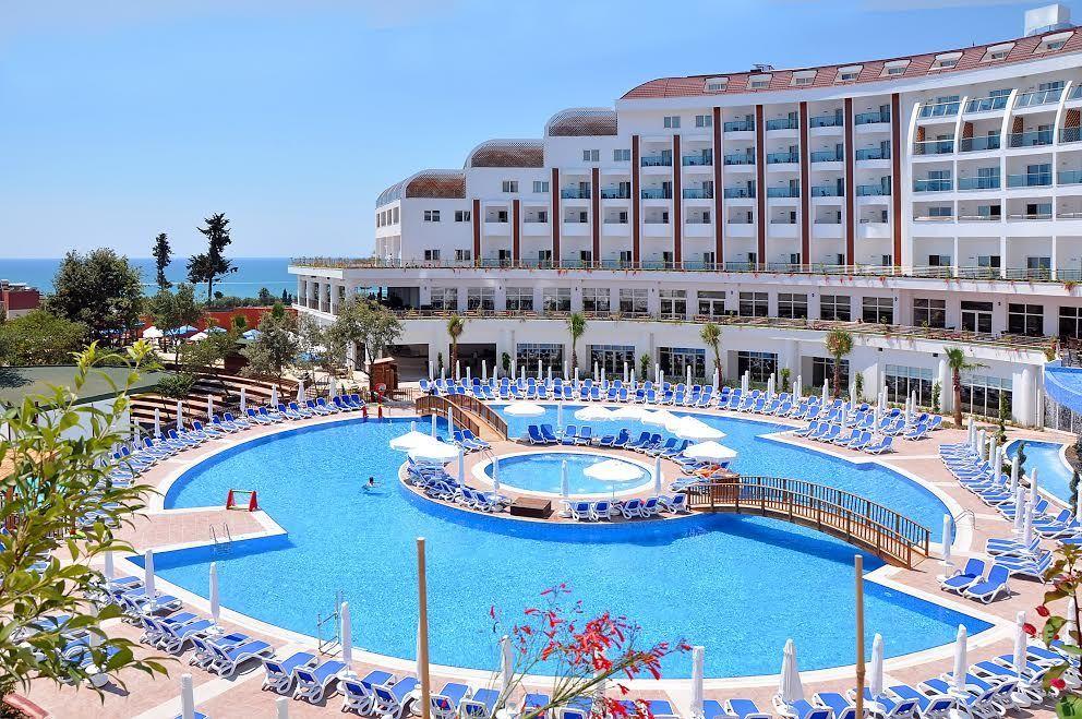 Купить отель в анталии недорогая недвижимость за границей у моря недорого