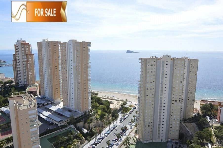 Испания бенидорм продажа квартиры