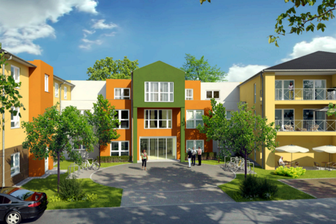 Дома для престарелых германия дом интернаты для престарелых и инвалидов