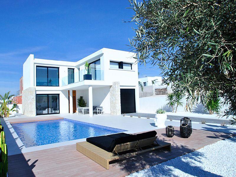 Дома и квартиры в испании купить недорого