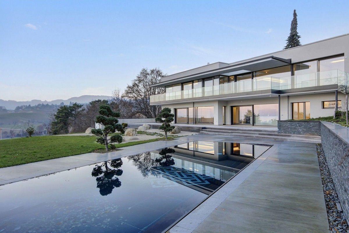 Виллы в швейцарии продажа недвижимость в лиссабоне цены