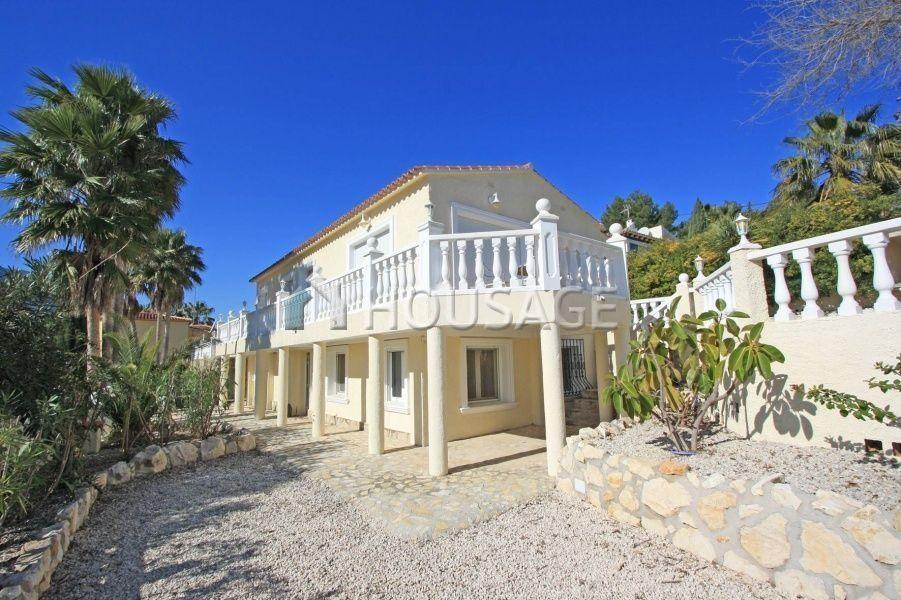 Испания недвижимость в дении