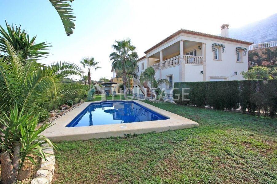 Купить недвижимость в испании дения