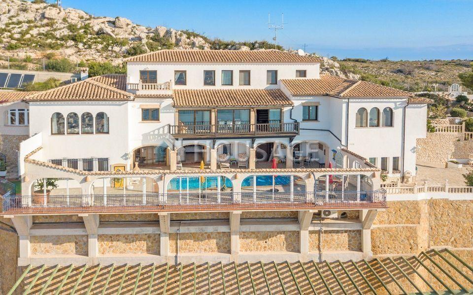 Недвижимость в хавеи испания