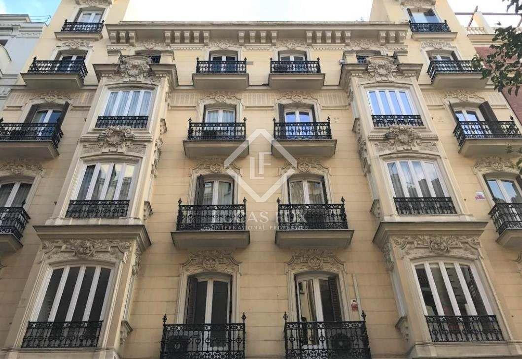Купить квартиру в испании в мадриде