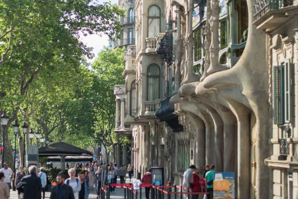 Коммерческая недвижимость испания барселона