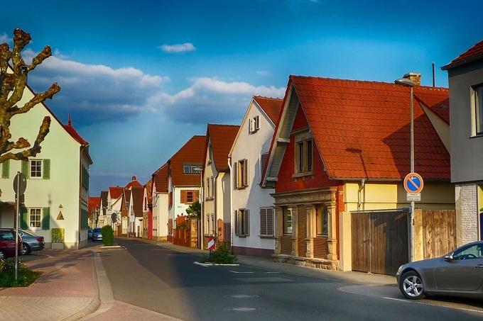ВГермании целая деревня ушла смолотка за €140 тыс.