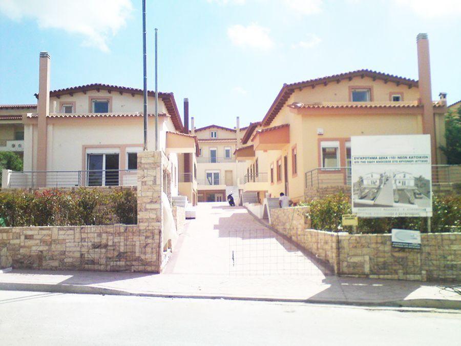 Элитную недвижимость в Коринф