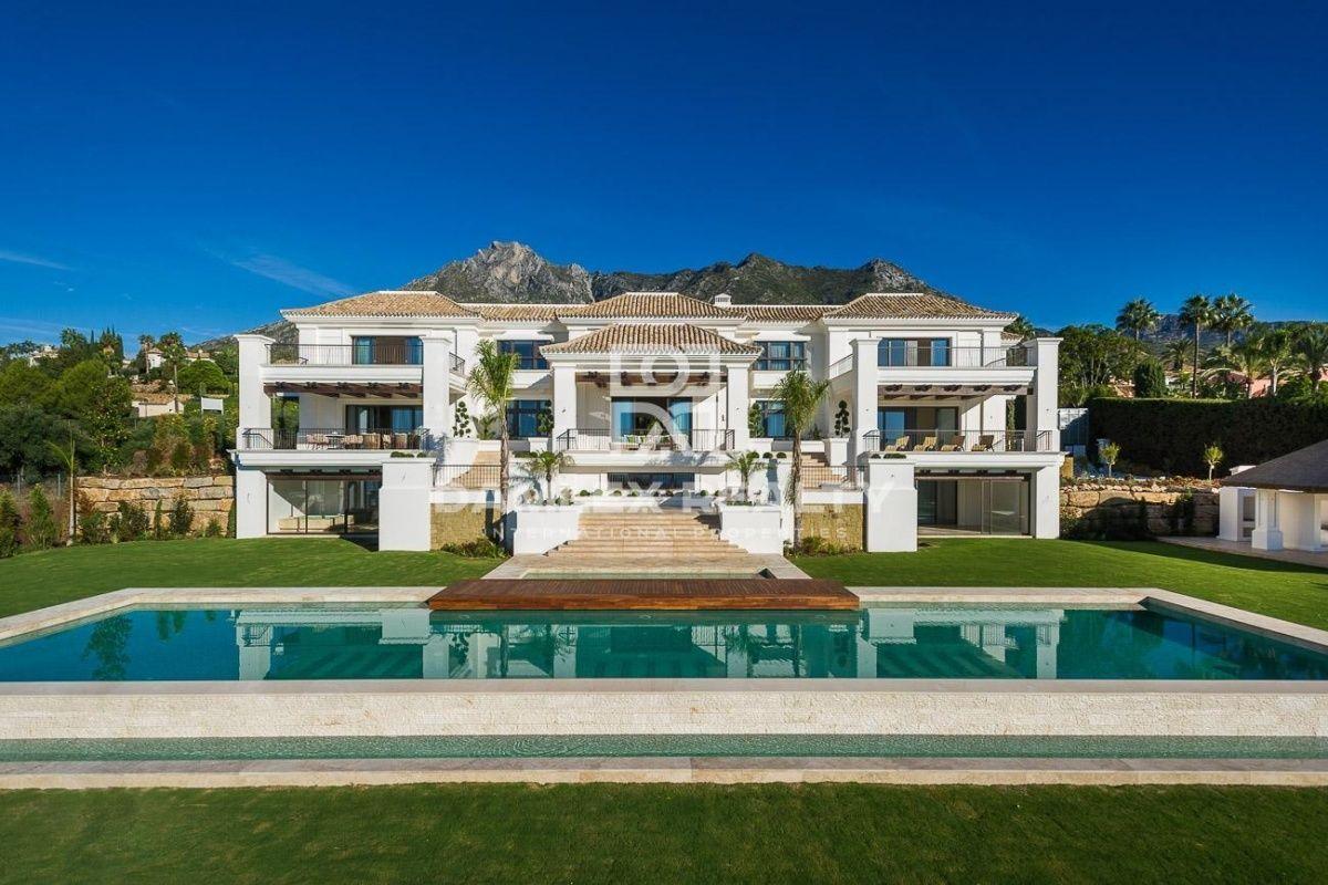 Виллы испании марбелья недвижимость в америке дешево