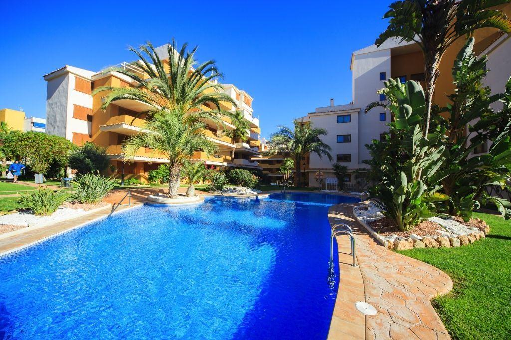 Квартиры на неделю в испании
