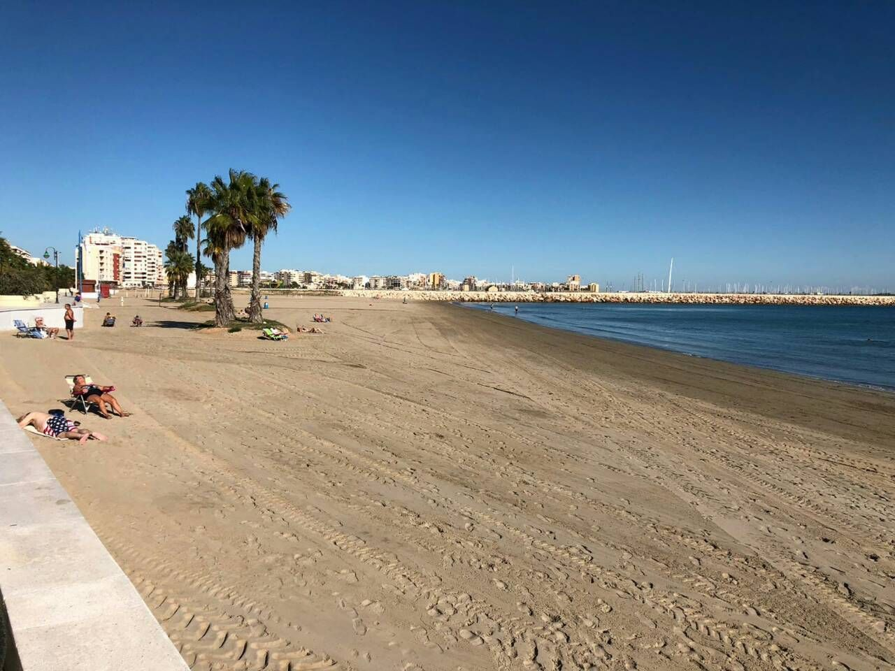 Фото пляжей торревьехи испания