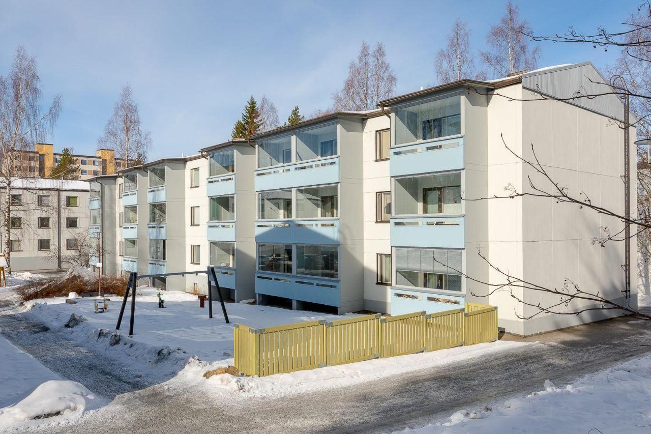 Купить квартиру в тампере финляндия недорогой дом купить за рубежом на море