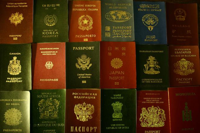 Украина в 2017г. поднялась на19 позиций вИндексе гражданства