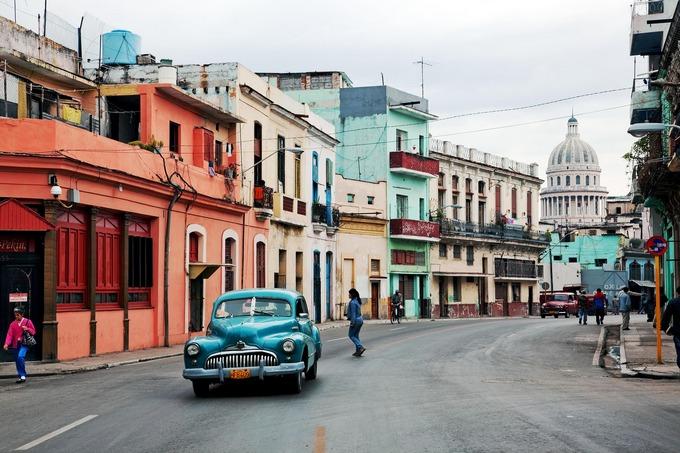Коммунистическая Куба признает право частной собственности нанедвижимость