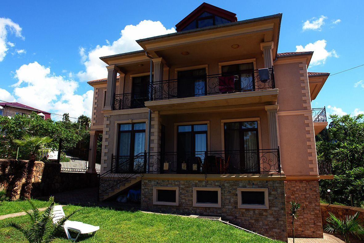 Купить дом в грузии у моря махинджаури недвижимость на юге чехии