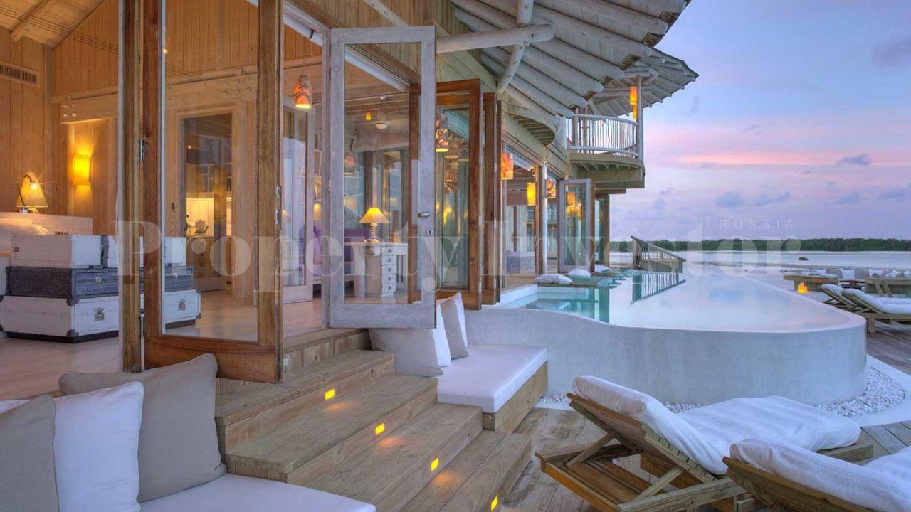 Снять виллу на мальдивах цена недорого movenpick jumeirah beach 5 оаэ дубай джумейра