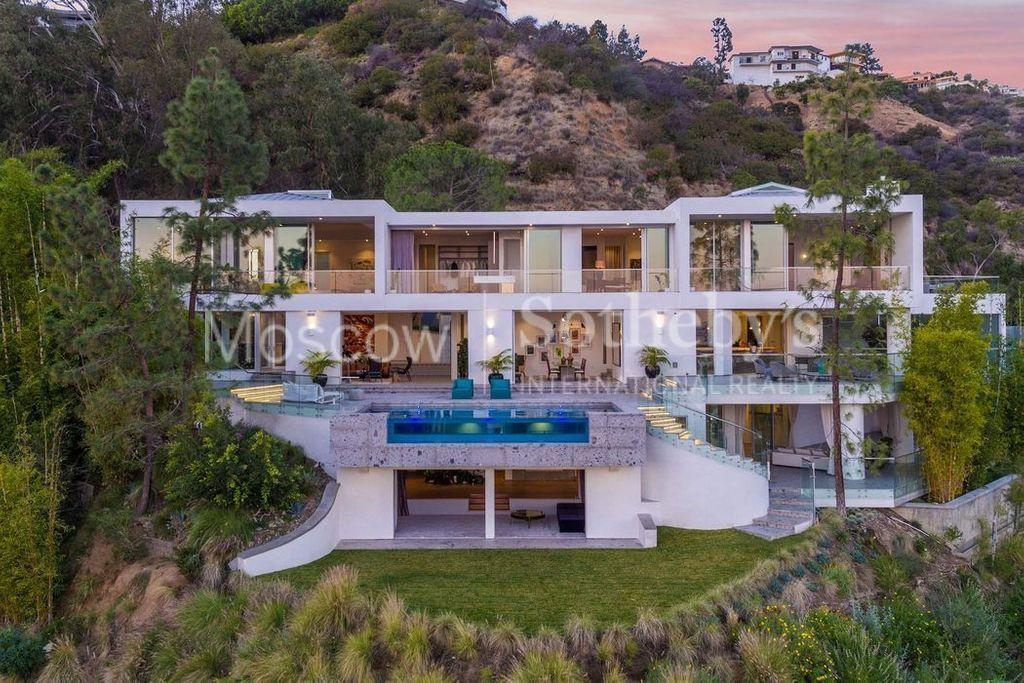 Виллы в лос анджелесе купить жилая недвижимость в дубае