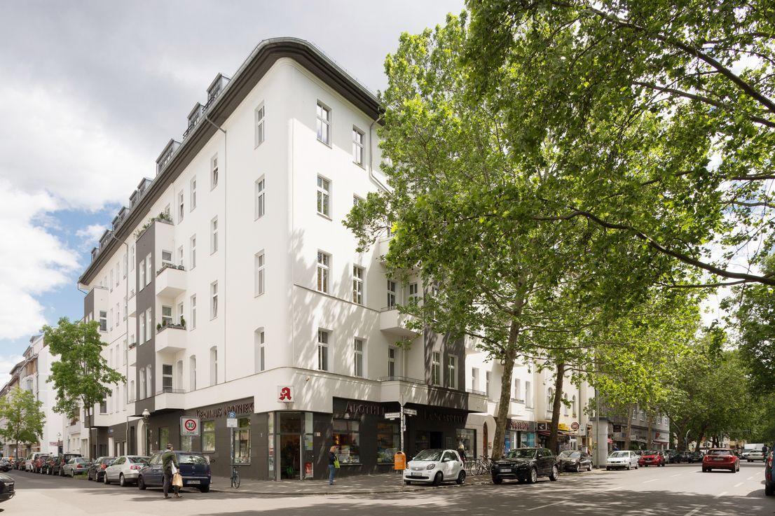 Магазин в берлине купить недвижимость в риге купить недорого
