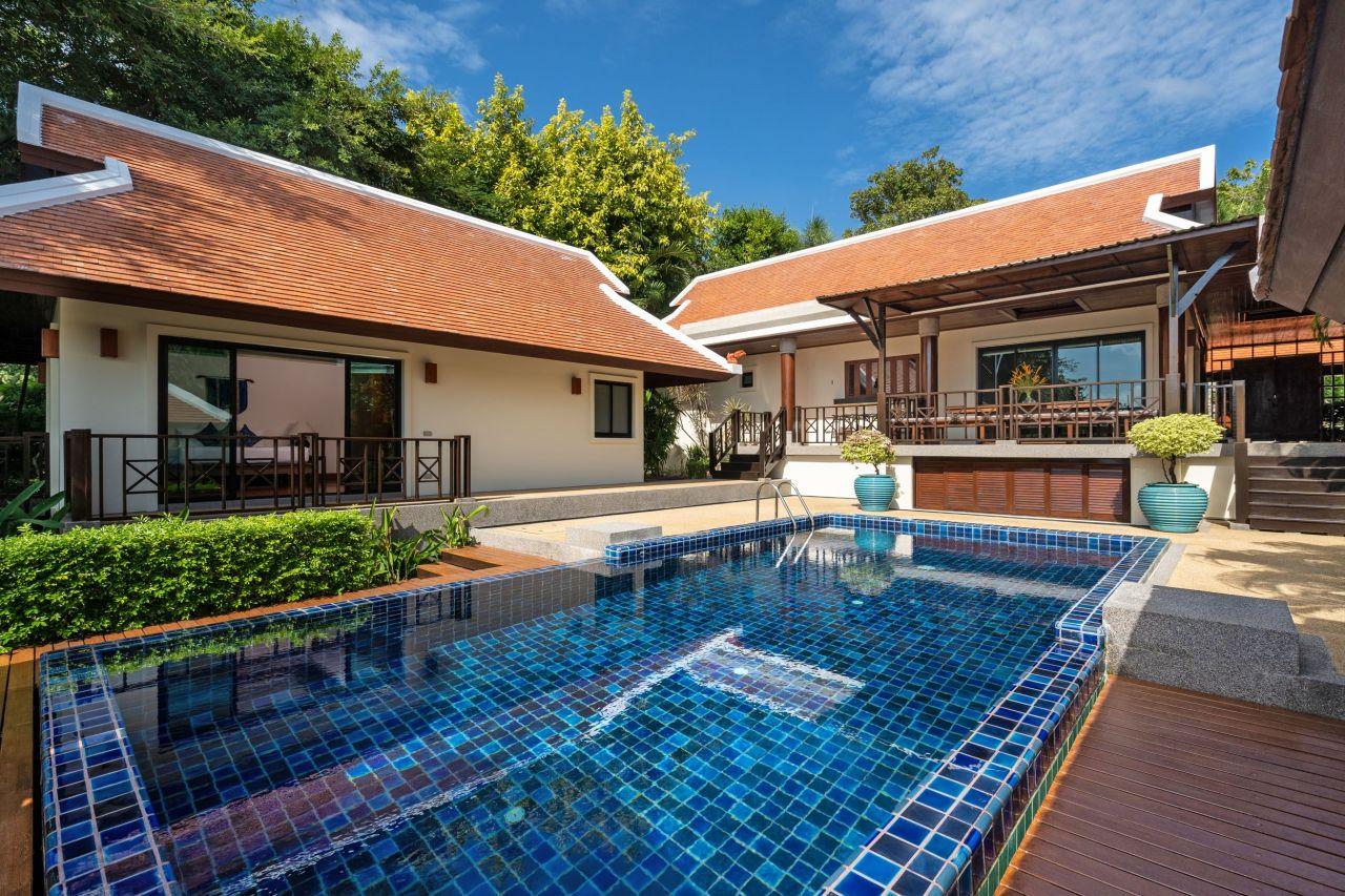Вилла таиланд купить квартиры в дубае пальма