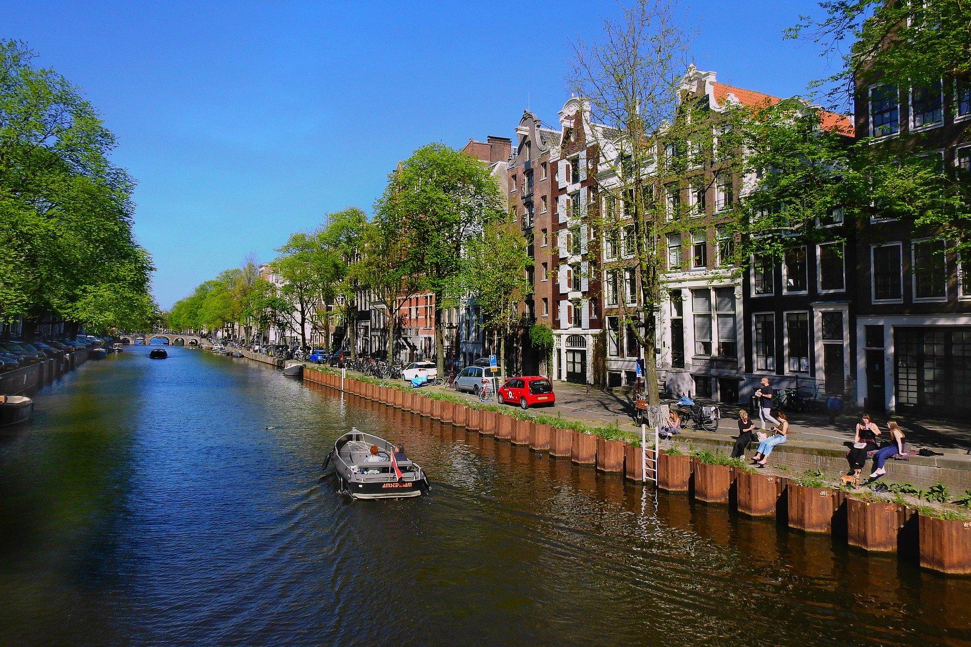 вакансии в нидерландах