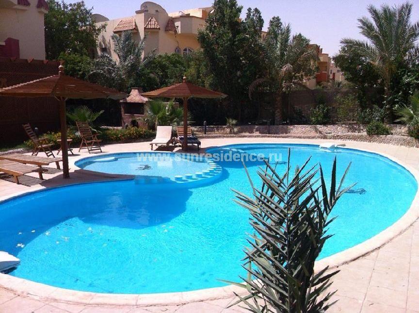 Квартира за 37 296 евро в Хургаде, Египет 87 кв.м.