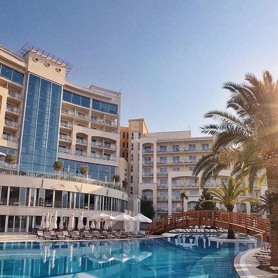 Отель Splendid в Черногории